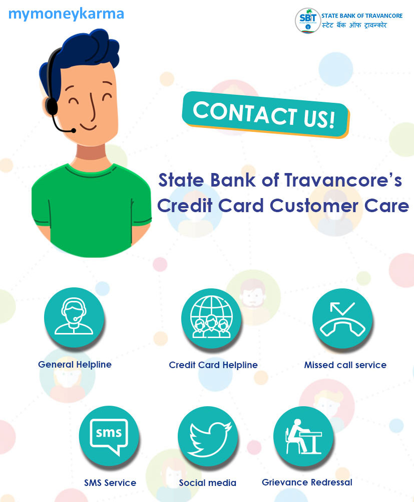 SBT Bank credit card Customer Care